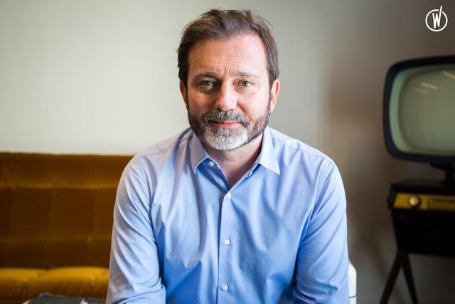 Rencontrez Stéphane, CEO - FABERNOVEL