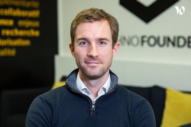 Rencontrez Olivier, Co-fondateur du startup studio - Technofounders