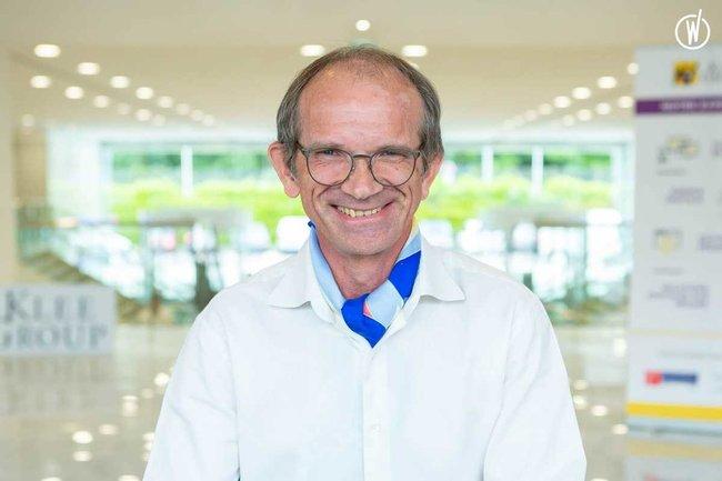 Rencontrez Thibaud, Directeur Général - KLEE GROUP