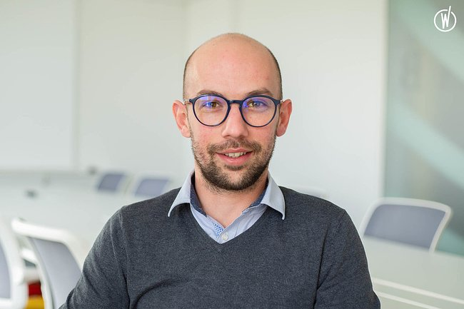 Meet Joël, Group Purchasing Director  - Groupe Synerlab