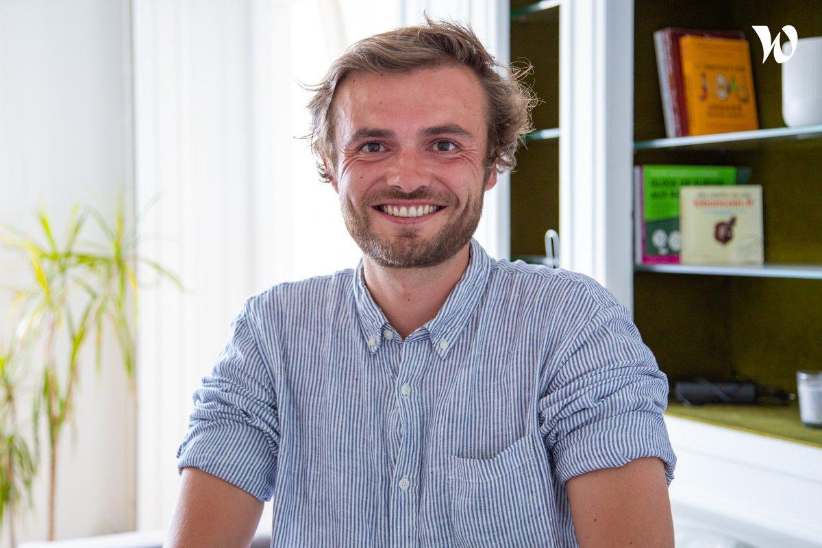 Rencontrez Grégoire, Directeur des opérations - Box2Home