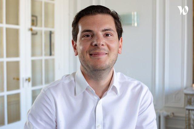 Rencontrez Pierre Yves, Directeur Général Adjoint - Homunity.com