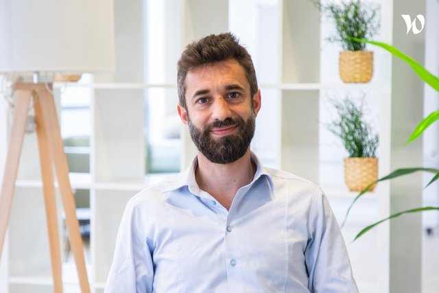 Meet Antoine, Head of Front-end and Tools Department - PROCAPITAL