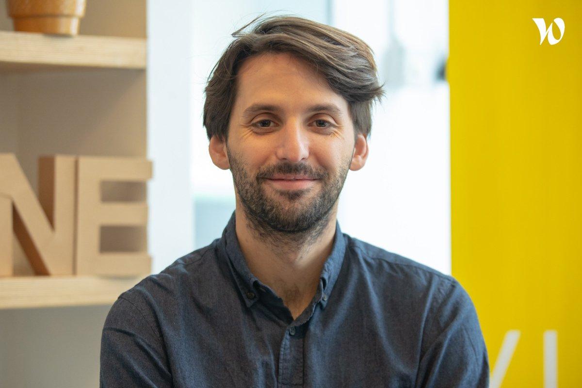 Rencontrez Emmanuel, Investment Operations Specialist - Virgil