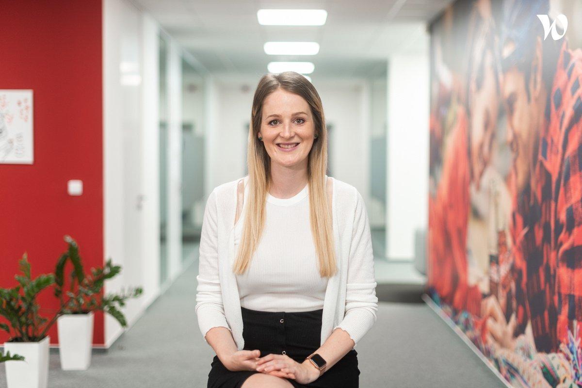 Lucia, HR Senior Specialist - Coca-Cola HBC Česko a Slovensko