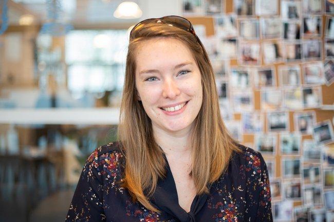 Rencontrez Anne Laure, Responsable Marketing Entreprise - CASTALIE