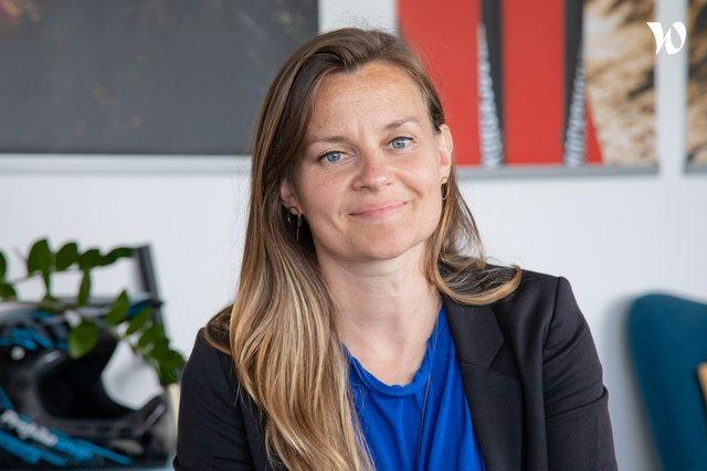 Rencontrez Audrey, Responsable Business Development - Probikeshop
