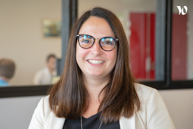 Rencontrez Klara, Product Leader - Axess Groupe