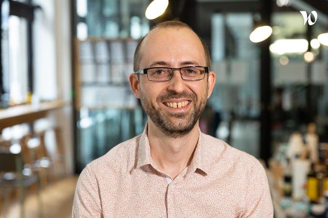 Rencontrez Emmanuel, Head of CMC - Tissium
