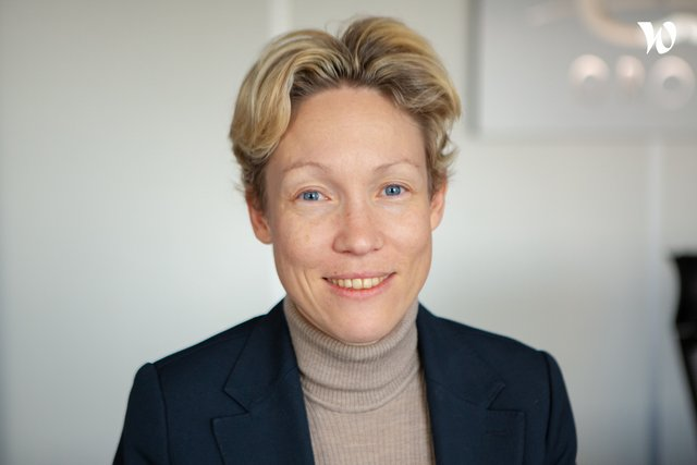 Rencontrez Marie, Directrice Générale Adjointe - CS GROUP
