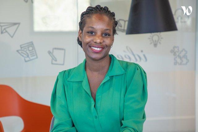 Rencontrez Jessica, Head of Sales / Responsable Commerciale - Com'in
