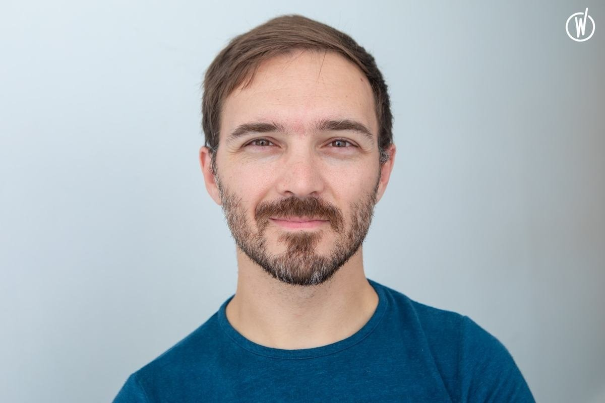 Rencontrez Julien, Head of Product - implicity