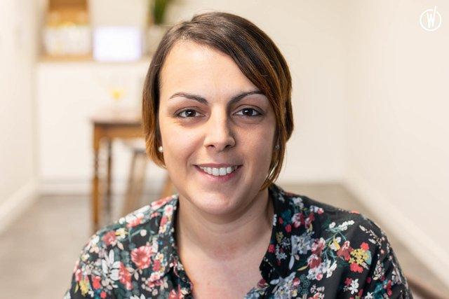 Rencontrez Anaïs, Responsable de site - Cocktails D'Hadrien