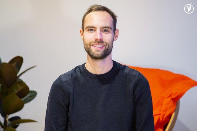 Rencontrez Sébastien, CTO - Josepho