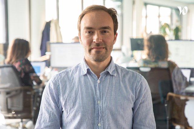 Rencontrez Edouard, Business Development Manager - HiPay