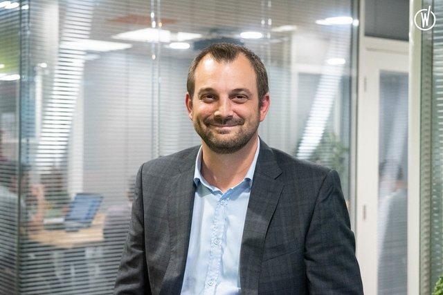 Meet Olivier, Sales Director - Incomm