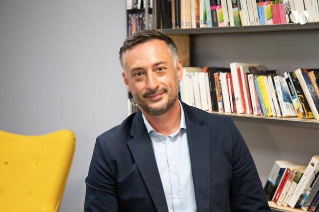 Rencontrez David, Responsable développement partenariat - Cofidis