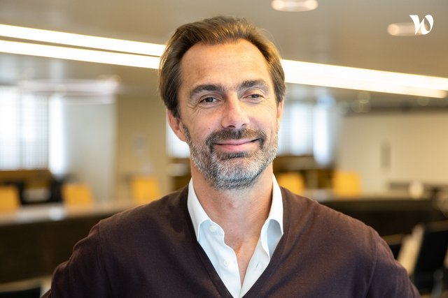 Rencontrez Emmanuel, Chief Human Resources Officer - SCOR