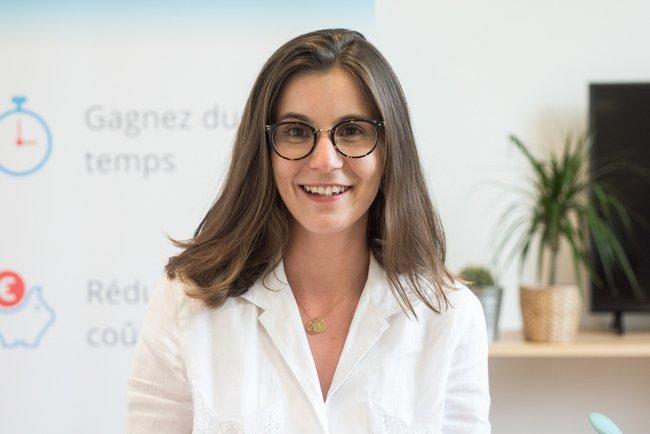 Rencontrez Pauline, Customer Success Manager - medGo