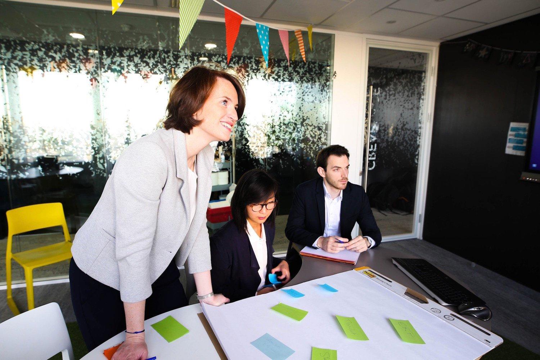 Entrepreneuriat et conseil, le parcours d'Eva chez Wavestone