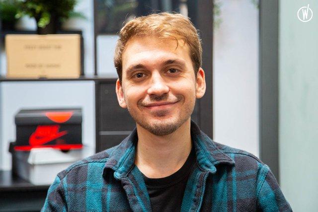 Rencontrez Léo, Head of Digital - Wethenew