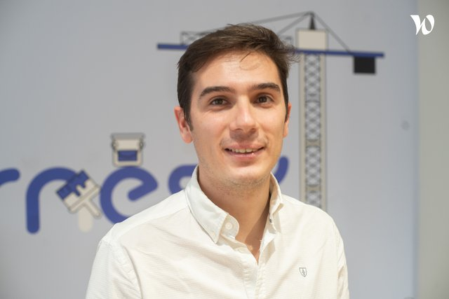 Conoce a Aron, Inside Sales Manager Spain - papernest