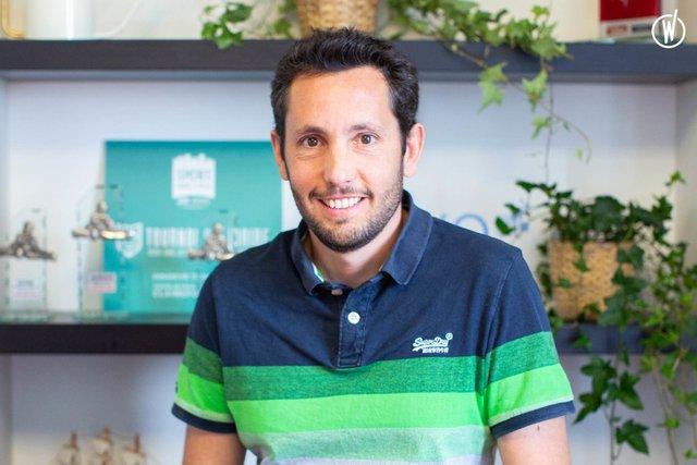 Rencontrez Sébastien, Responsable technique - Pôle PHP - Atexo