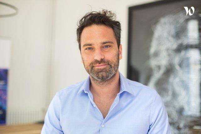 Rencontrez Aymeric, Directeur Associé Coperneec - Canopee Group