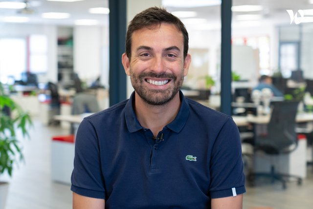 Rencontrez Jérémy, HR Manager - Rakuten DX