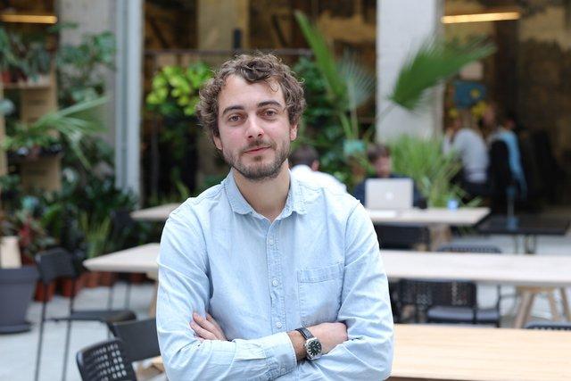 Meet Boris, CEO - Le Wagon