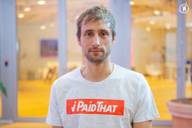 Rencontrez Sébastien, CEO - Co-founder - Développeur - Ipaidthat