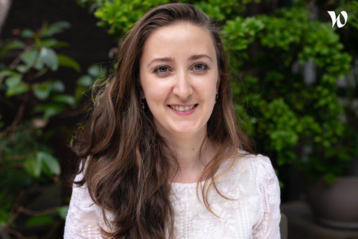 Rencontrez Laure, Head of SDR - Teester