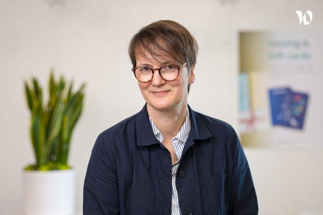 Rencontrez Isabelle Clairac, Directrice Générale de Market Pay - Market Pay
