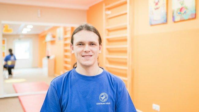 Konstantin Kostikov, Hlavní fyzioterapeut - CENTRUM HÁJEK