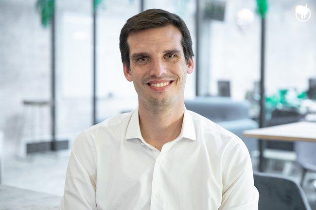 Meet Rodolphe, CEO & Co founder - Spendesk