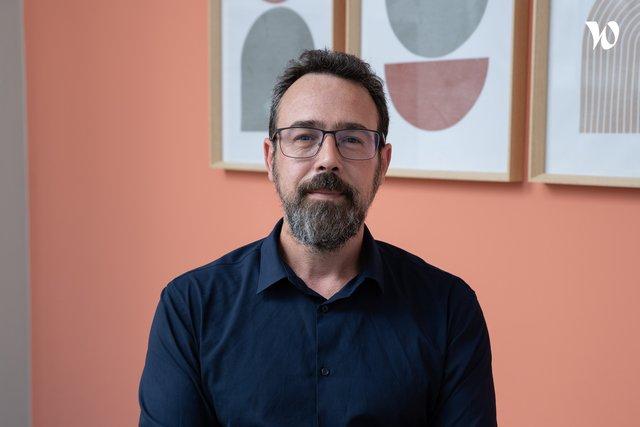 Rencontrez Jérémy, VP Engineering - My Job Glasses