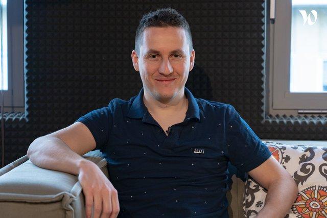 Rencontrez Christophe, Directeur Technique - Road-B-Score