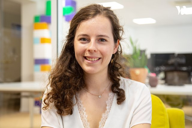 Rencontrez Camille, Account Manager - Akoya