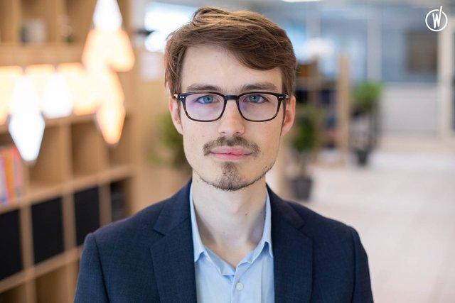 Rencontrez Vincent, Co-Founder & CEO - Lumos