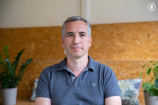 Rencontrez Yann, Directeur Général - hemea (ex-Travauxlib)