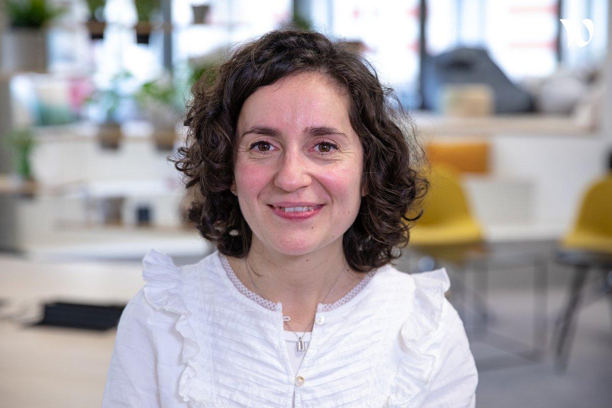 Rencontrez Laure, Responsable Recrutement - Devoteam Management Consulting