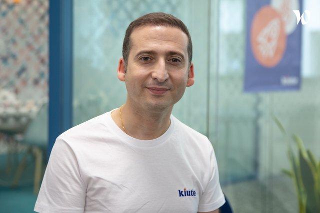 Rencontrez Ilan, Président & Co fondateur - Kiute