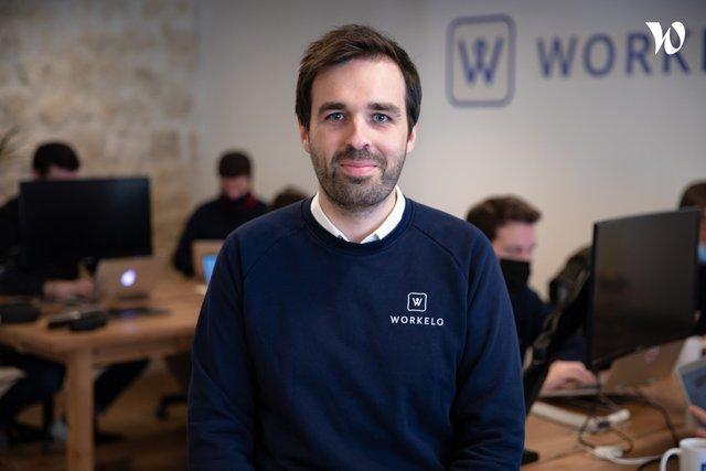 Rencontrez Alexandre, Cofondateur & CEO - Workelo