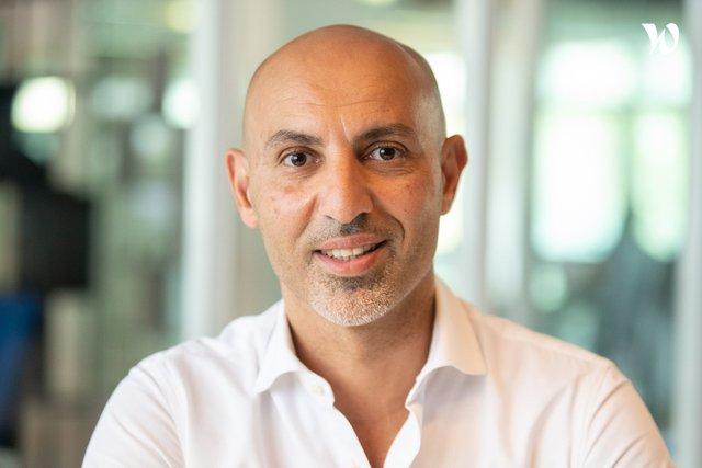 Rencontrez Sacha Laassiri, Directeur Général - NOVATIM