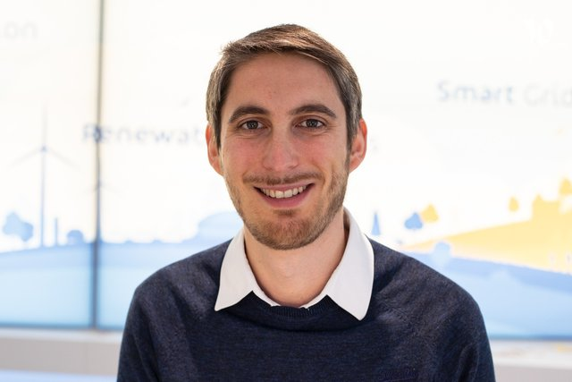 Rencontrez Jérôme, chef de projet Grands projets - Enedis