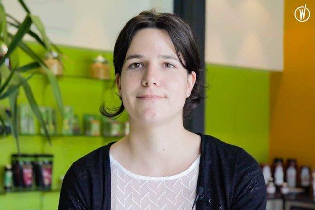 Rencontrez Justine, Responsable Qualité et R&D - LA PATELIERE