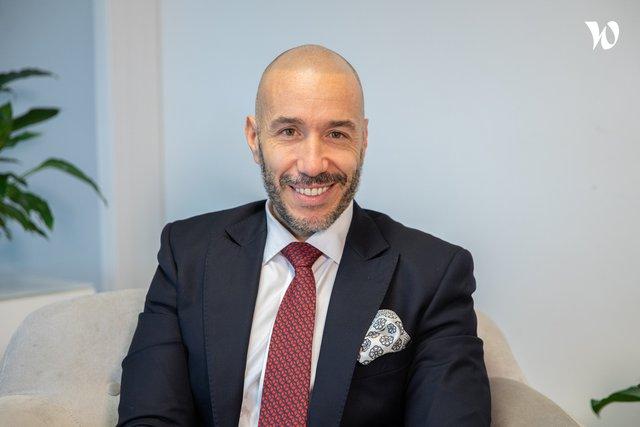 Rencontrez Joaquim, Associé Fondateur - Groupe Euodia