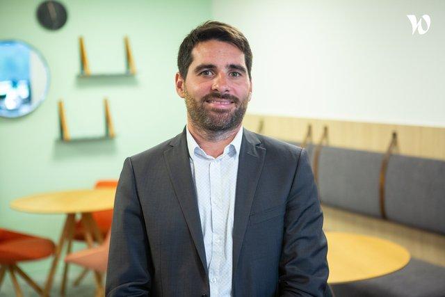 Rencontrez Jean-Charles, Directeur Régional des Ventes - COYOTE