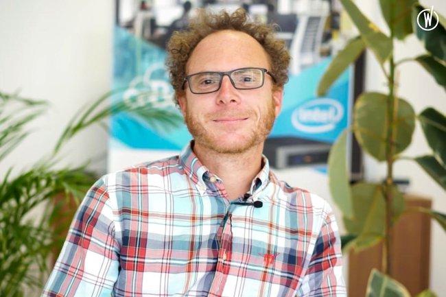 Rencontrez Nicolas, CTO - Wisper