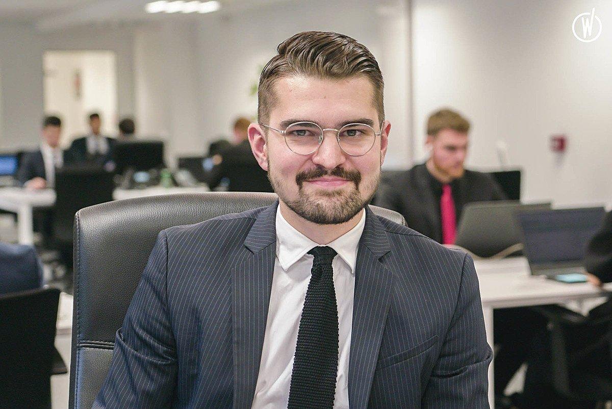Rencontrez Alexandre, Business manager associé - Fdv Partner
